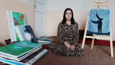 Suhaila decided to use art to speak out about her ordeal