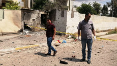 """القوات الأمنية تقتل """"انتحارياً"""" في كركوك"""