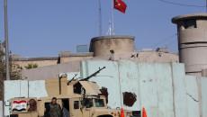Turkish military camp in Zelkan: source of unrest for civilians