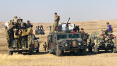 Iraqi forces and PUK's Counter-Terrorism units launch operation against ISIS in Diyala Province