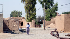 Zanqr, Kaka'i village on the verge of desolation