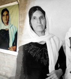 كولي؛ الإمرأة الايزيدية التي وقفت بوجه داعش