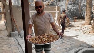 خورما بهناوبانگهكهی خانهقین