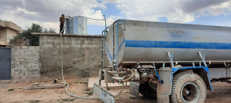 Water crisis in a compound for 46 years