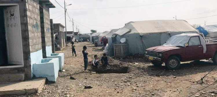 No winter preparations, no COVID-19 containment measures: recipe for disaster at Kirkuk's IDP camps