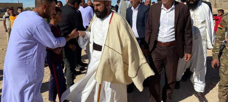 Baba Sheikh failed to reconcile with opponents