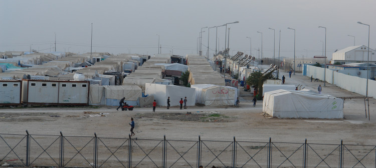 Theft of kerosene, money, and gold are frequent in IDP camps in Duhok