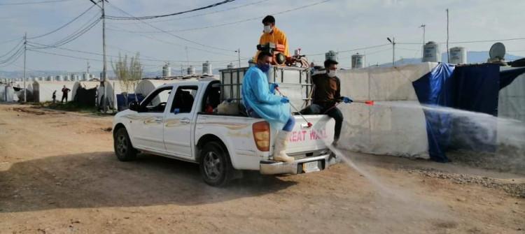 Coronavirus: Shortage of protective equipment endangers thousands of IDPs