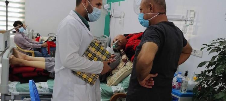 Kerkük Sağlık Müdürlüğü ve Irak Sağlık Bakanlığı'nın Kovid-19 ölümleriyle ilgili verileri uyuşmuyor
