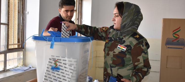 خلال 28 عاما من الحكم في اقليم كوردستان..<BR>  لم تُجرَ أيَّةُ انتخابات عامة في موعدها