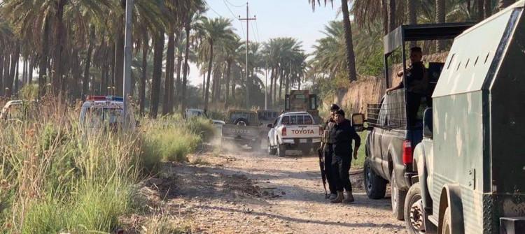 داعش دووجار هێرشیكرده سهر نهفتخانه<br>شهش چهكداری حهشدی شهعبی كوژران و 17ی تر برینداربون
