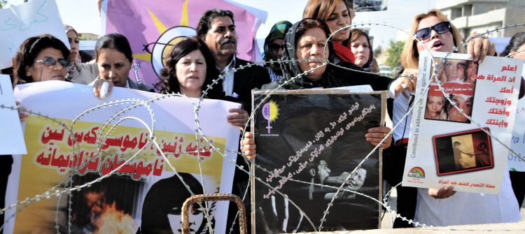 2 cases of suicide a week in Kirkuk