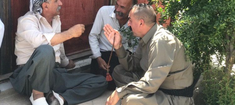 The Kakai's marginalized and excluded in decision making in Iraq