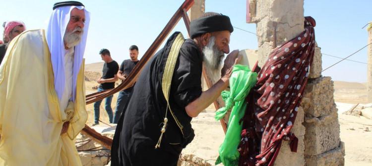 Şengal'de 200 kutsal mekân onarılmayı bekliyor