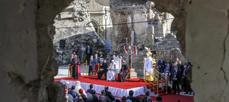زيارة بابا الفاتيكان لم تغير شيئاً من حياة مسيحيي نينوى
