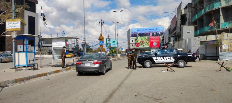Hundreds fined in Kirkuk and Duz Khurmatu for breaking Covid-19 second lockdown
