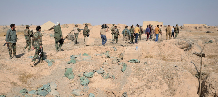 KRG to register Peshmerga captured by ISIS as Martyrs, families reject