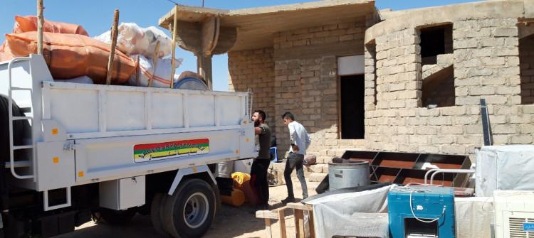 Turkish airstrikes hinder Ezidi return to Sinjar