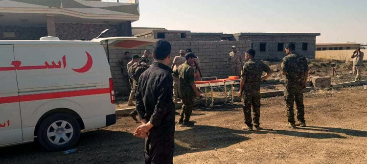 Two Iraqi officers killed in booby-trapped house explosion