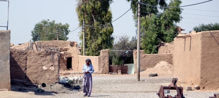 Zanqr, Kaka'i village on the verge of desolation