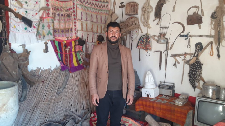 Azad preserves culture, heritage and history of Shingal