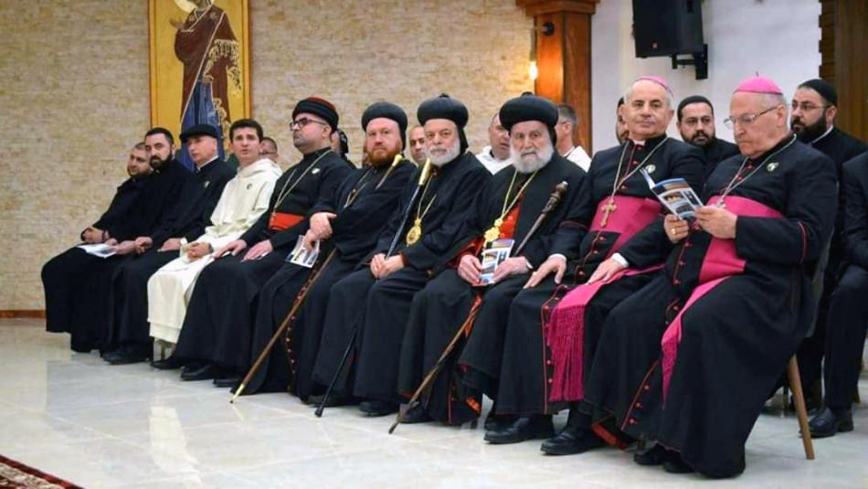 """نينوی: المسيحيون في """"جحيم داعش""""<br> فقدان 62 مواطنا مسيحيا ودمار 85 كنيسة لهم في نينوى"""