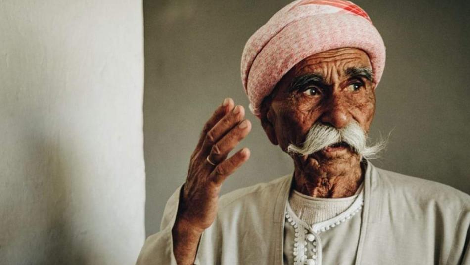 الشيخ ميرزا ختاري ينشر رسالة السلام في ربوع نينوى