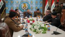 اللجنة الأمنية العليا في نينوى تعقد اجتماعا تشدد خلاله على تعزيز امن المواطن واستقراره