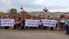 مسيحيو سهل نينوى يساندون تظاهرات 25 تشرين الأول