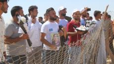 بغداد تحقق في المقابر الجماعية بتلعفر<br> اكتشاف رفات نحو ألف ضحية من التركمان والايزيديين في مقبرة واحدة