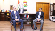 القنصل التشيك في إقليم كوردستان يؤكد اهتمام بلادة بمساعدة نينوى