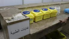 النفايات في مشافي الموصل تضاعف معاناة المرضى