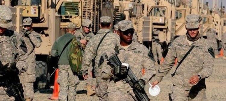 جنود امريكان يصلون محافظة نينوى