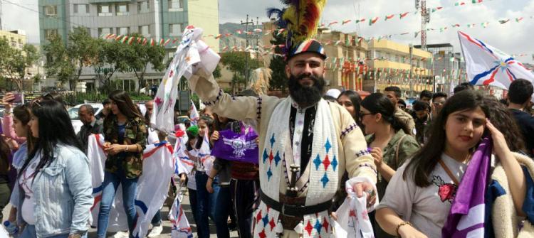 """Bağdat'ı ziyaret edersek, bir otelde kalacağız"""" Iraklı Hıristiyanlar, hayatta kalmak için her şey"""