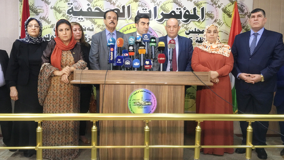 How KDP's Kirkuk provincial council seats boosted?