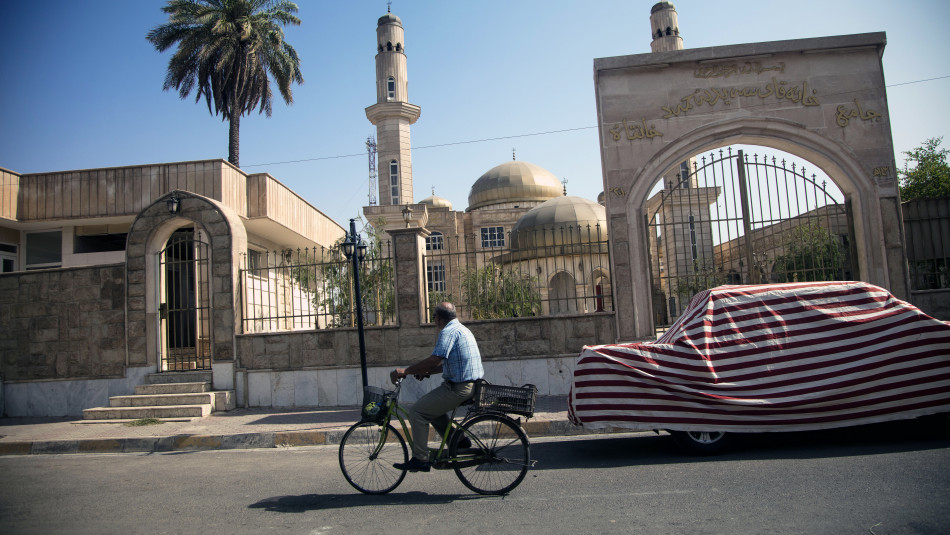 Religion involvement in Iraqi elections is inevitable