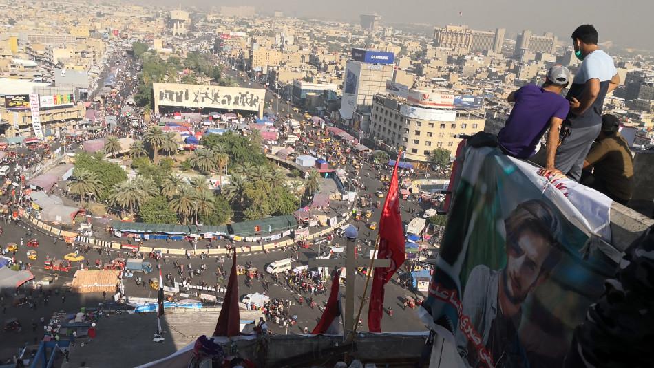 Prime minister designation; Iraqi political deadlock