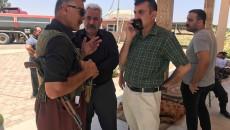 الشرطة الاتحادية تعتقل مزارعين اثنين في قضاء داقوق