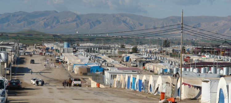 Iraqi government incentives fail to urge return of displaced Ezidis