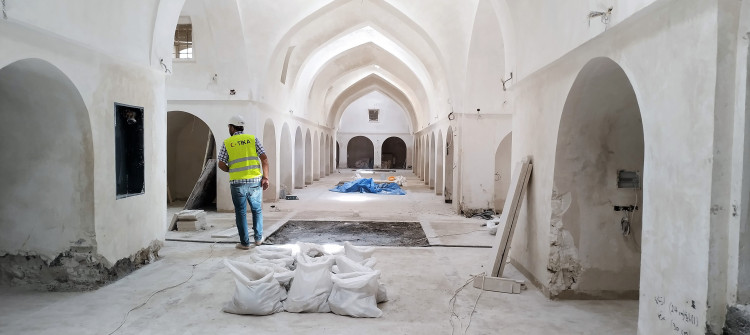 Kirkuk's historic Qaysariya bazaar to be re-opened next month