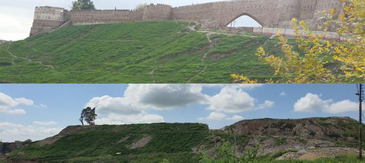 قلعة تلعفر.. داعش يحول جنة الالهة عشتار الى ركام