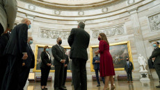 النازحون في صلب مباحثات واشنطن
