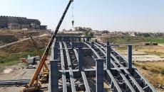 Musul'da köprülerin yapım ve tadilatına başlandı