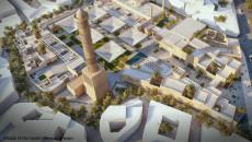 مهندسون مصريون يفوزون بمسابقة اليونسكو لإعادة بناء جامع النوري في الموصل