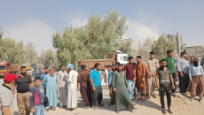 Laborers of Badosh cement factory reject privatization