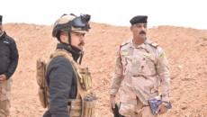 وفاة قائد عسكري متاثر بجراحه..<br> ثلاث هجمات لداعش خلال سبعة ايام في مناطق مختلفة من ديالى