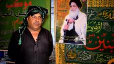 همام محمد: اقيم موكباً حسينياً يزوره مختلف الاديان والمذاهب