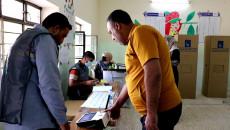 الانتخابات في نينوى.. تعطل لاجهزة الاقتراع ومشاكل في قراءة بصمات الناخبين
