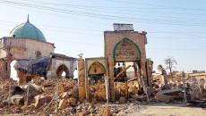 Controversy over the modern design of Al-Nouri Grand Mosque