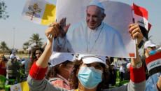 البابا فرنسيس من قرقوش: فلتحترم النساءُ وليمنحن الحماية